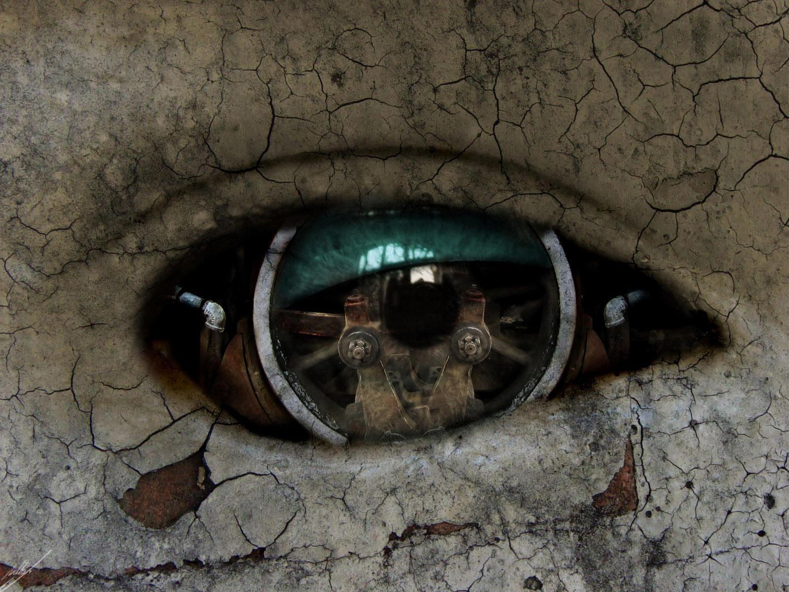 Кибер глаз