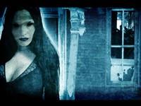 Призрак темный женщины