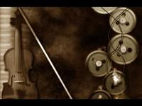 Скрипка и шестеренки