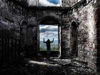 На развалинах старой крепости
