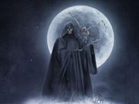 Смерть на фоне полной луны