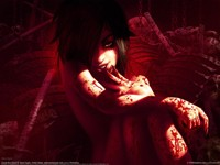 Вампирша с кровью, вампиресса