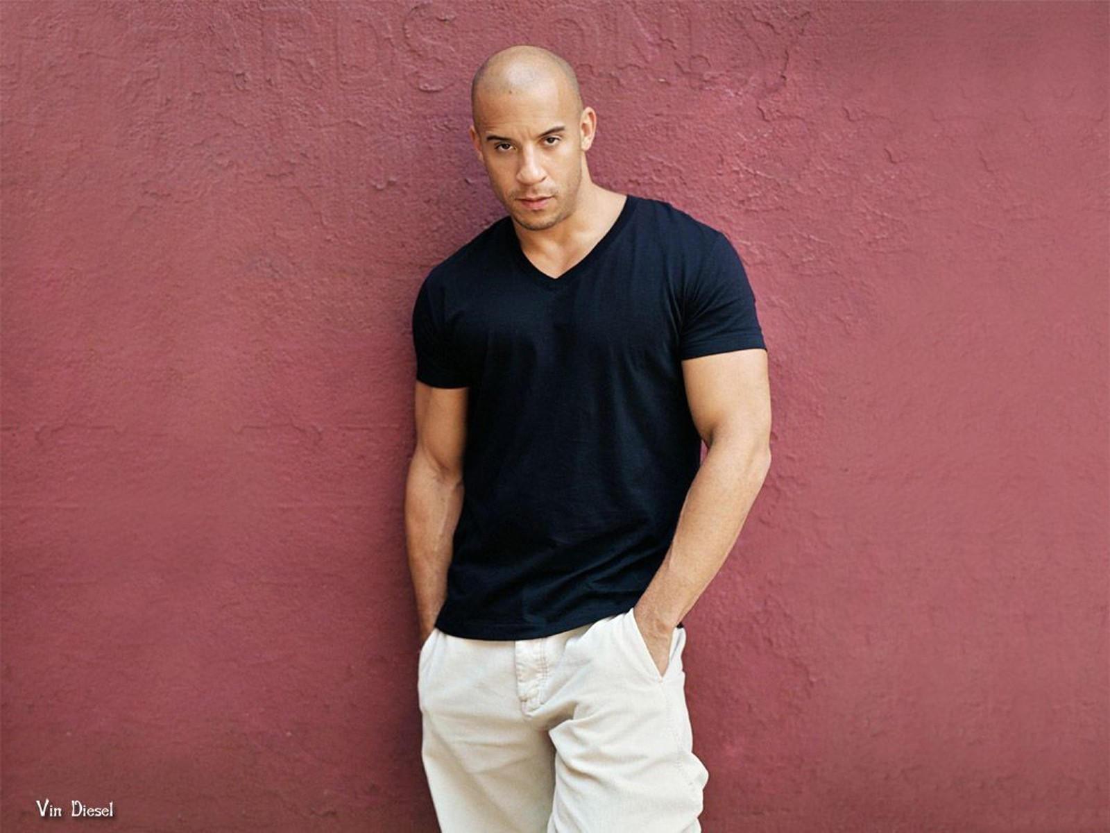 Рабочего стола Vin Diesel ( Вин Дизель ) - Знаменитости : 49773 в исти…