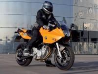 BMW на качественной фотообои.. Обои мотоцикла BMW
