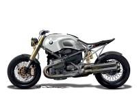 Мотоцикл BMW на замечательной фотографии.. Обои мотоцикла BMW