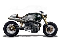 Мотоцикл BMW на качественной картинке.. Обои мотоцикла BMW
