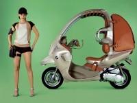 Мотоцикл БМВ на хорошей фотографии.. Обои мотоцикла BMW