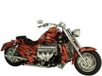 Мото Босс Хосс на обои.. Обои мотоцикла Boss Hoss