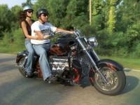 Мото Босс Хосс на качественной фотографии.. Обои мотоцикла Boss Hoss