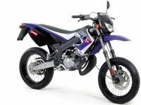 Изображение мотоцикла Derbi на обои.. Обои мотоцикла Derbi