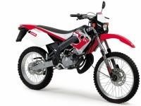 Мотоцикл Дерби на фотообои.. Обои мотоцикла Derbi
