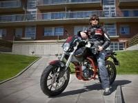 Derbi на бесплатной фотографии.. Обои мотоцикла Derbi