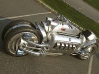 Додж на хорошей фотографии.. Обои мотоцикла Doge