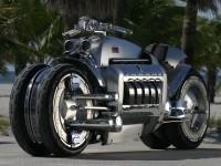 Изображение мотоцикла Doge на фотообои.. Обои мотоцикла Doge