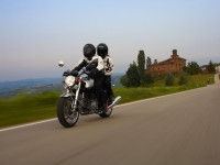 Ducati на великолепной фотографии.. Обои мотоцикла Ducati