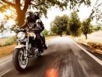 Мотоцикл Ducati на хорошей фотообои.. Обои мотоцикла Ducati