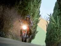 Мото Дукати на прекрасной обои.. Обои мотоцикла Ducati