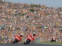 Мотоцикл Дукати на хорошей картинке.. Обои мотоцикла Ducati