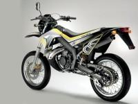 Мотоцикл Gilera на качественной обои.. Обои мотоцикла Gilera