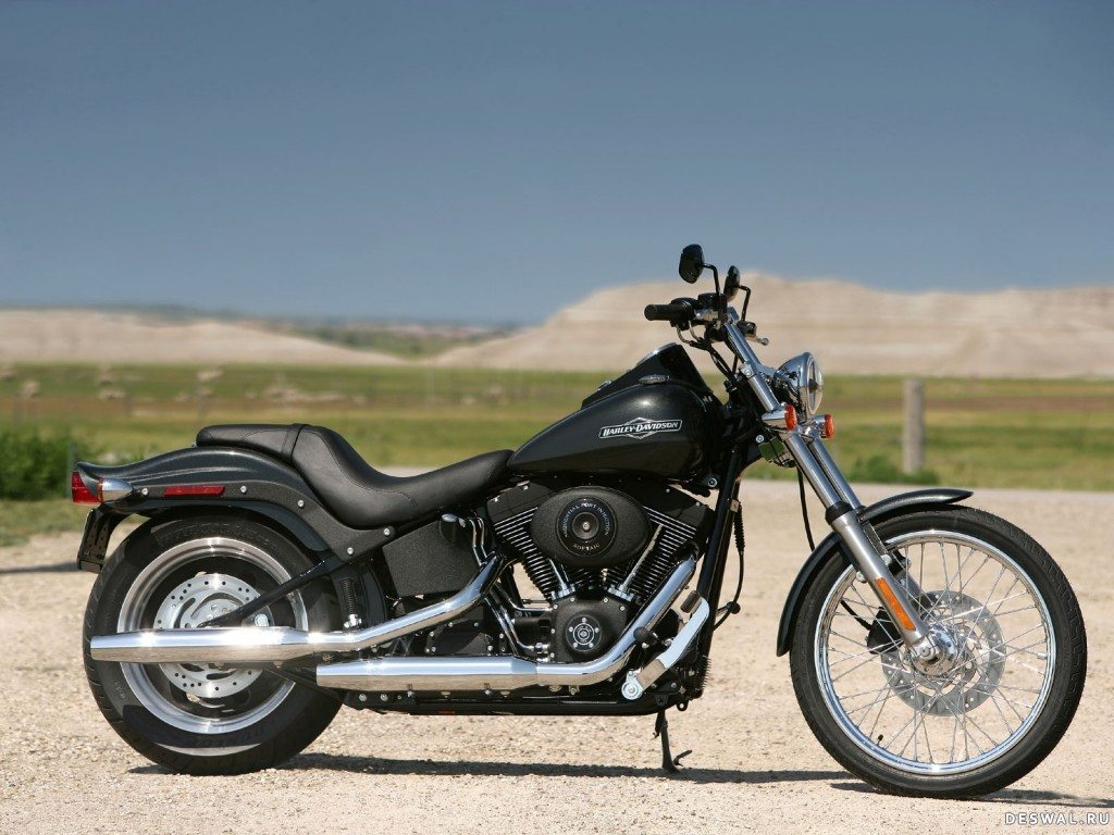 мотоцикл харлей
