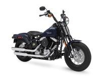 Harley-Davidson на отличной фотообои.. Обои мотоцикла Harley-Davidson