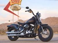 Харлей-Дэвидсон на классной картинке.. Обои мотоцикла Harley-Davidson