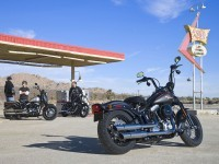Мото Харлей-Дэвидсон на отличной фотографии.. Обои мотоцикла Harley-Davidson