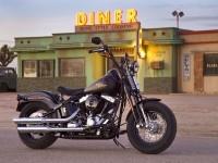 Фотообои мото Харлей-Дэвидсон.. Обои мотоцикла Harley-Davidson