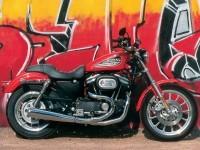 Harley-Davidson на классной обои.. Обои мотоцикла Harley-Davidson