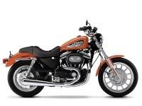 Harley-Davidson на халявной фотообои.. Обои мотоцикла Harley-Davidson