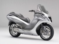Хонда на великолепной фотообои.. Обои мотоцикла Honda