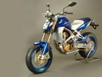 Мото Хускварна на качественной фотографии.. Обои мотоцикла Husqvarna