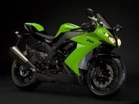 Кавасаки на классной картинке.. Обои мотоцикла Kawasaki