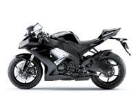 Мотоцикл Кавасаки на прекрасной фотографии.. Обои мотоцикла Kawasaki