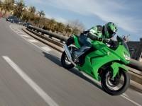 Kawasaki на картинке.. Обои мотоцикла Kawasaki