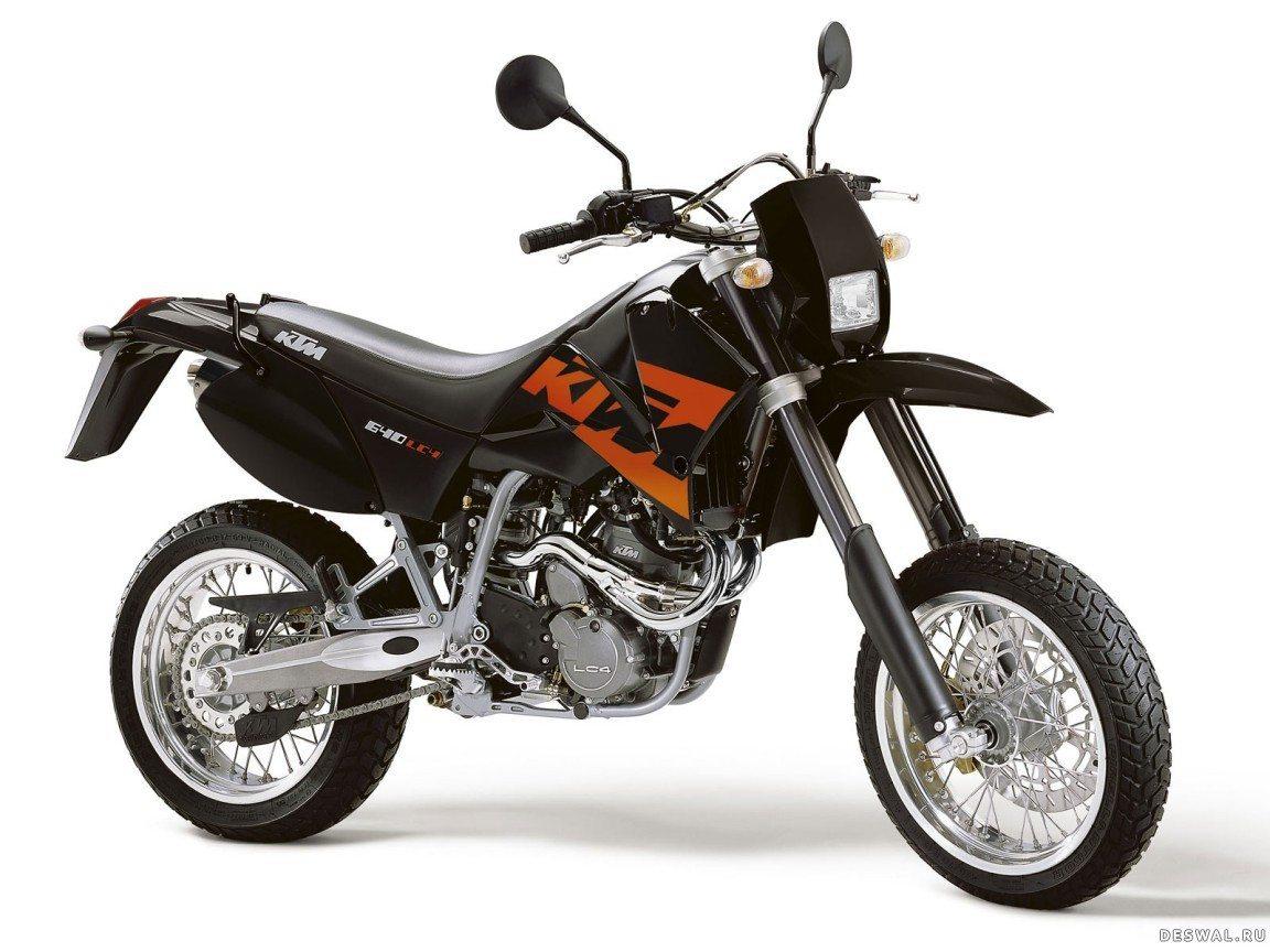Мото КТМ на качественной фотообои. Нажмите на картинку с обоями мотоцикла ktm, чтобы просмотреть ее в реальном размере
