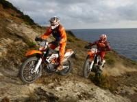 Изображение мото на обои. Обои мотоцикла KTM