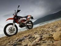 Мото KTM на классной фотографии. Обои мотоцикла KTM