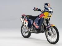 КТМ на хорошей картинке. Обои мотоцикла KTM