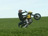 Картинка мотоцикла КТМ. Обои мотоцикла KTM