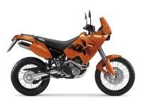 Мотоцикл KTM на великолепной обои. Обои мотоцикла KTM