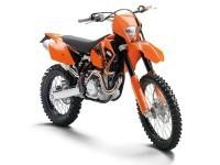 Красивый мотоцикл KTM на обои. Обои мотоцикла KTM