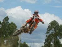 KTM на хорошей фотографии. Обои мотоцикла KTM