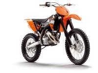 КТМ на качественной обои. Обои мотоцикла KTM