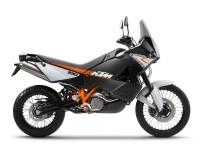 Мотоцикл KTM на прекрасной фотообои. Обои мотоцикла KTM