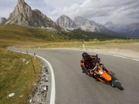 KTM на классной фотообои. Обои мотоцикла KTM