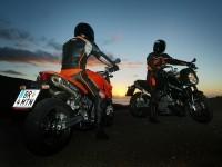 КТМ на хорошей фотообои. Обои мотоцикла KTM