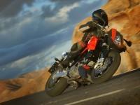 KTM на классной картинке. Обои мотоцикла KTM