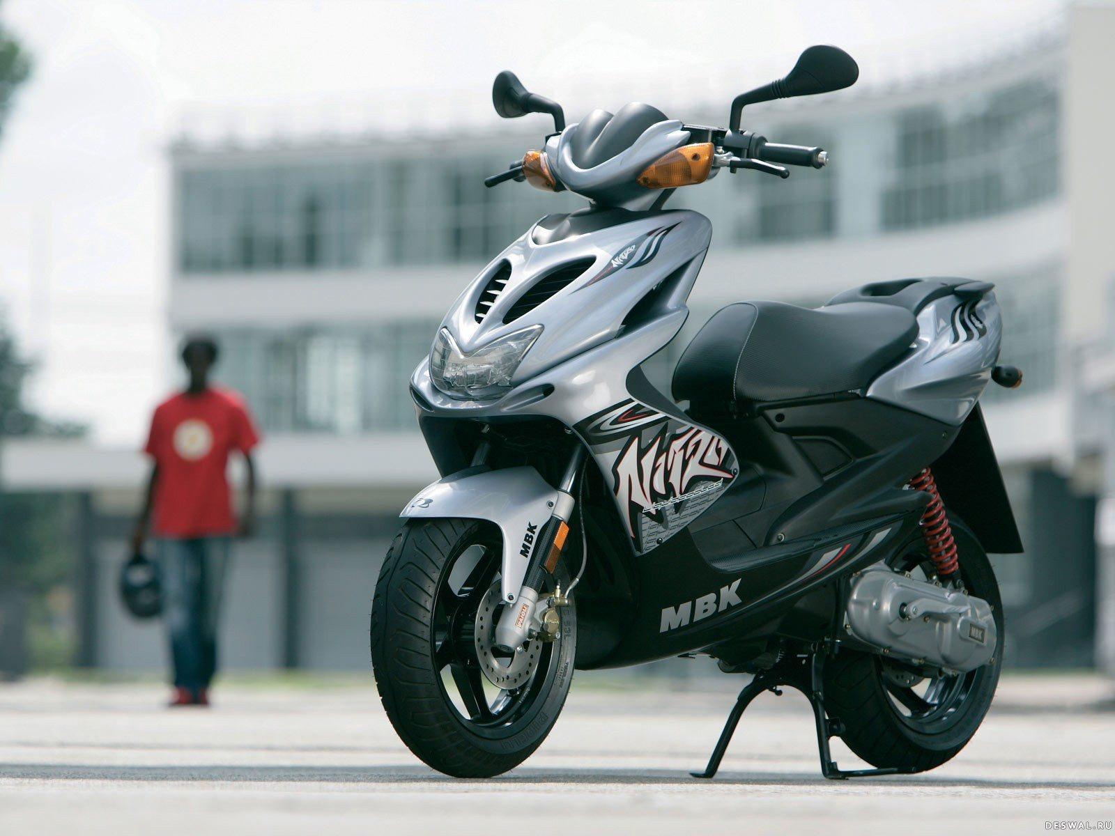 Мотоцикл МБК на хорошей обои. Нажмите на картинку с обоями мотоцикла mbk, чтобы просмотреть ее в реальном размере