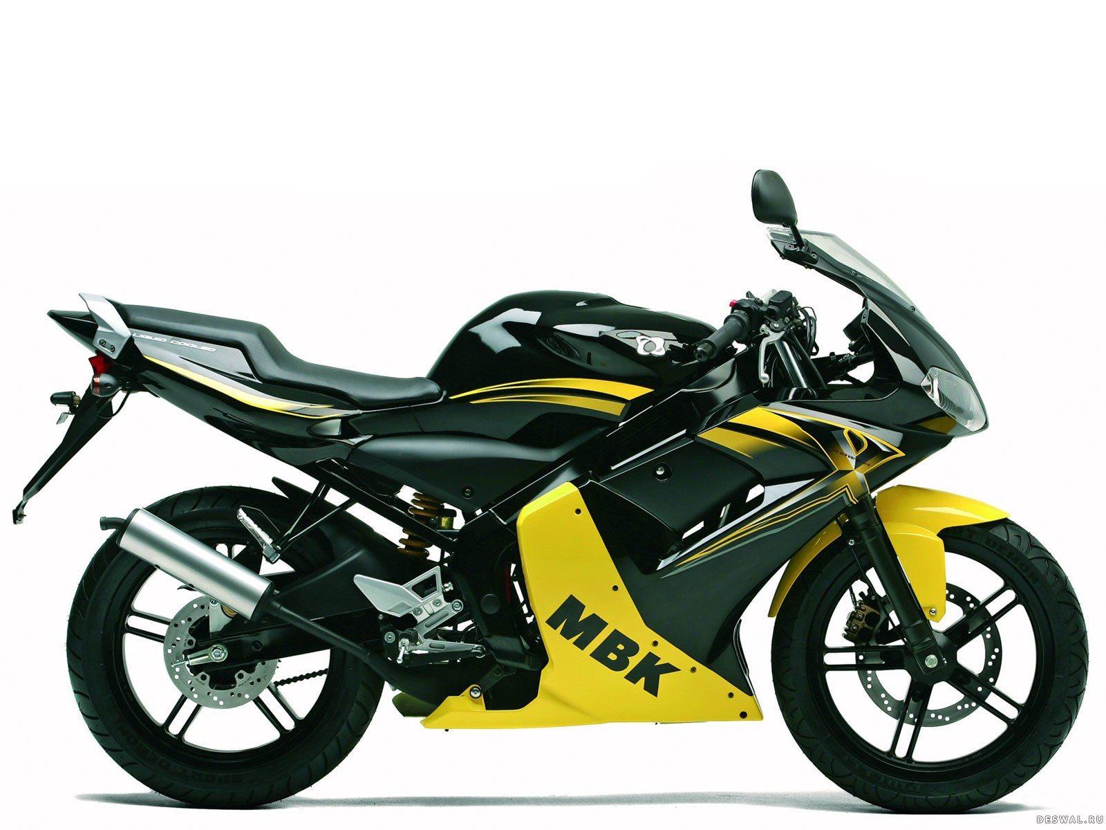 Мотоцикл МБК на замечательной фотографии. Нажмите на картинку с обоями мотоцикла mbk, чтобы просмотреть ее в реальном размере